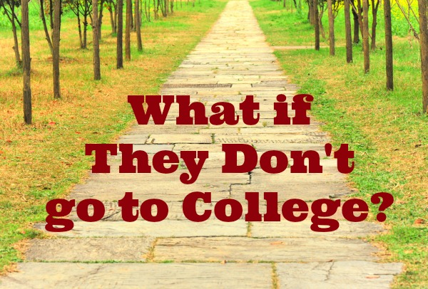 alternatives to college